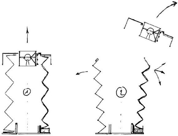 U3P Challenge Terre-Lune - LE VEHICULE – Déploiement du voilier