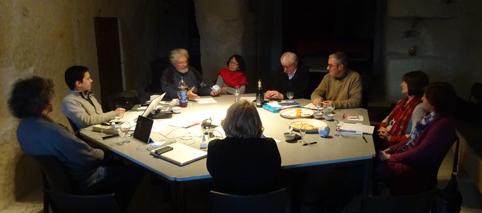 Conseil d'administration de l'U3P, l'Union pour la Promotion de la Propulsion Photonique