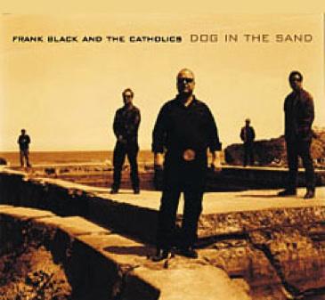 Franck Black - Blast off - album Dogs in the sand