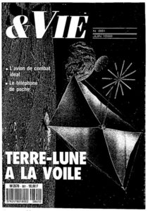 Science et Vie - juin 1989 - Terre-Lune a la voile