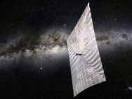 Voile solaire Lightsail
